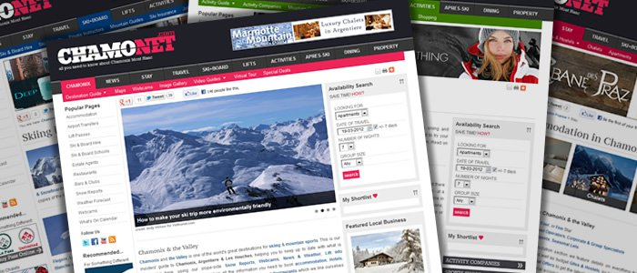 Chamonet.com : All you need to know about Chamonix Mont Blanc
